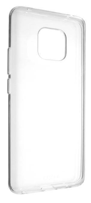 FIXED Ultratenké TPU gelové pouzdro Skin pro Huawei Mate 20 Pro, 0,6 mm, čiré FIXTCS-340