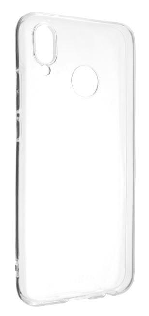 FIXED Ultratenké TPU gelové pouzdro Skin pro Huawei P20 Lite, 0,6 mm, čiré FIXTCS-278