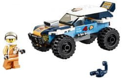 LEGO City Great Vehicles 60218 Púštne rally pretekárske auto
