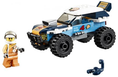 LEGO Zestaw City Great Vehicles 60218 Pustynna wyścigówka