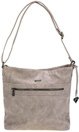 LYLEE Elegáns táska Fannie Crossover Bag Taupe