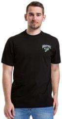 MEATFLY Koszulka męska Dragon Fist T-Shirt A- Black