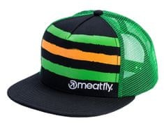MEATFLY Basebal sapka Walker Trucker B-Green 0c940f9a9d