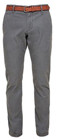 """s.Oliver Męskie spodnie 13.807.73.3925 .9490 Smoke Grey w długości 32 """" (rozmiar 33)"""