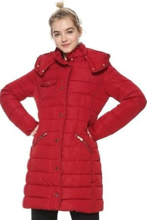 Desigual Női kabát Párnázott Inga Borgona 18WWEWBR 3007 (méret 46 ... 64d4586d85