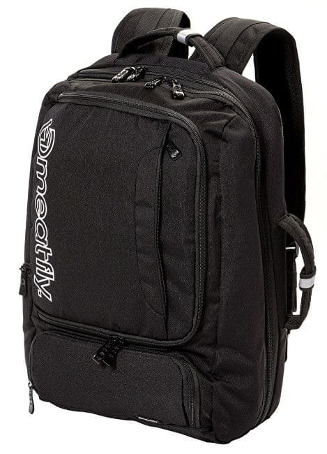 dc8eb749b MEATFLY Batoh Ernest Backpack A-Heather Black
