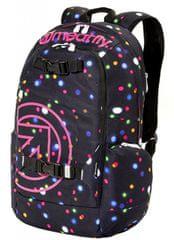 MEATFLY Base jumper 4 Backpack B- Light s Neon