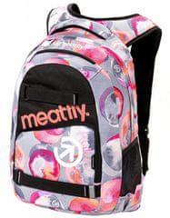 MEATFLY Backpack Exile 3 Backpack F- Blossom Grey