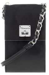 Tamaris Női crossbody kézitáska Annika Crossbody Bag XS 2783182-098 Black Comb