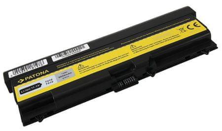 PATONA Akkumulátor a LENOVO ThinkPad E40/E50 notebookokhoz 6600 mAh Li-Ion 10,8 V PT2751