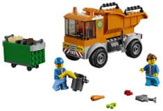 LEGO Zestaw City Great Vehicles 60220 Śmieciarka