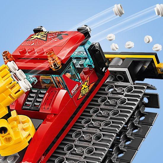 LEGO City Great Vehicles 60222 Rolba