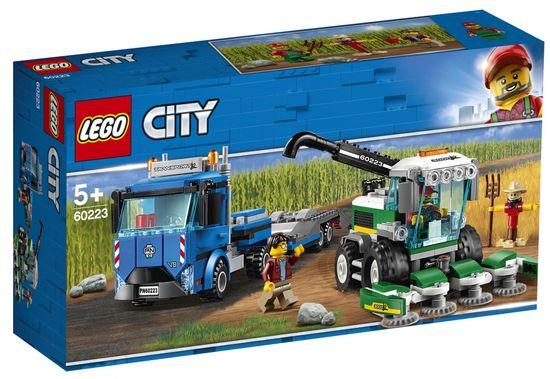 LEGO City Great Vehicles 60223 Kombajn