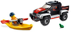 LEGO City Great Vehicles 60240 Przygody kajakowe