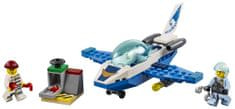 LEGO City Police 60206 Policyjny patrol powietrzny