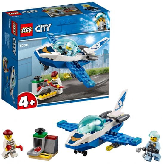 LEGO City Police 60206 Zračna policijska baza