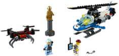 LEGO City Police 60207  Letecká polícia a dron