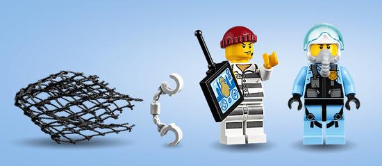LEGO City Police 60207 Pościg policyjnym dronem