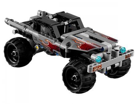 LEGO Technic 42090 Menekülő furgon