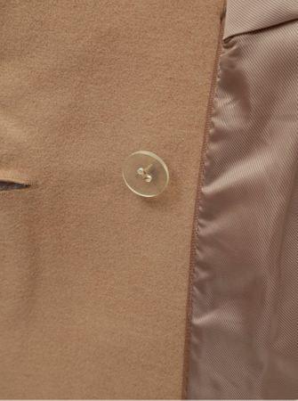 Dorothy Perkins béžový lehký kabát s páskem XXL - Parametry  ece5af3fc03