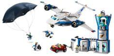 LEGO City Police 60210 Baza policji powietrznej