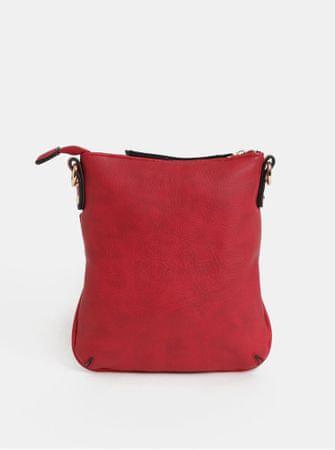 Hampton červená crossbody kabelka - Parametry  79bf75a25ae
