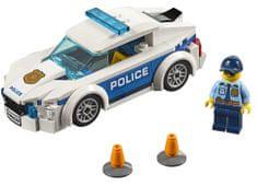 LEGO City Police 60239 Rendőrségi autó