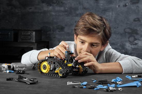 LEGO Technic 42095 Távirányítható kaszkadőr versenyautó