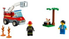 LEGO City 60212 Grilování a požár