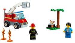LEGO City 60212 Barbecue és tűz