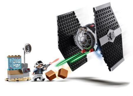 LEGO Star Wars 75237 Atak myśliwcem TIE