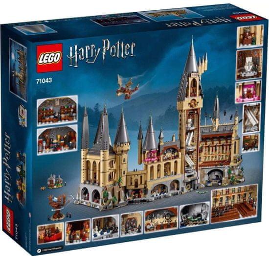 LEGO Harry Potter 71043 Grad Hogwarts