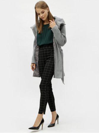 4f1e7bbfa31 Vero Moda černé kostkované zkrácené kalhoty Hella XL