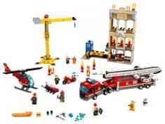LEGO City 60216 Straż pożarna w śródmieściu