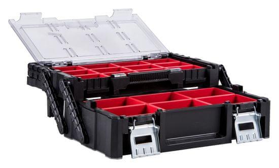 "KETER kovčeg za alat Cantilever 18"", crveno/sivo/crn"