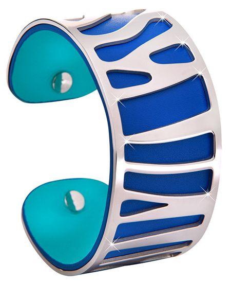 Troli Jeklena zapestnica z zamenljivimi barvami 31 mm V