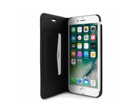 Puro ovitek iPhone 6/6s/7 Plus Book C1 črn