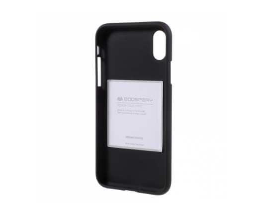 Goospery silikonska maskica soft feeling za iPhone 7/8 - crna