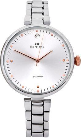 Bentime Dámské hodinky s diamantom 027-9MB-PT12103C  425322e051