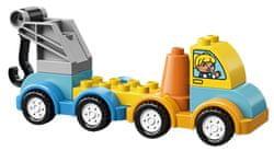 LEGO DUPLO 10883 Môj prvý odťahový voz