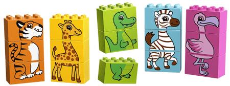 LEGO zestaw DUPLO 10885 Moja pierwsza układanka