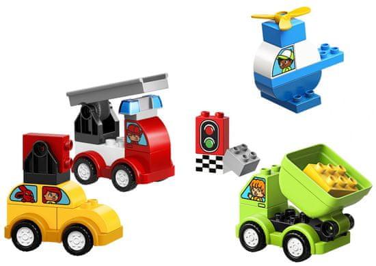 LEGO DUPLO 10886 Moja prva vozila