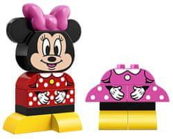 LEGO zestaw DUPLO 10897 Moja pierwsza Myszka Minnie