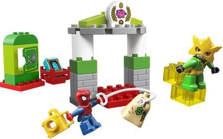 LEGO zestaw DUPLO 10893 Spider-Man vs. Electro
