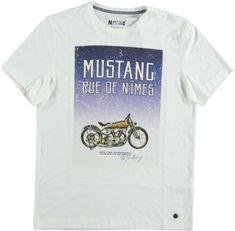 Mustang muška majica s kratkim rukavima Photoprint