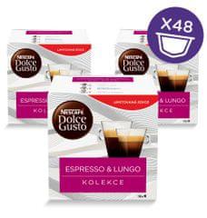 NESCAFÉ Dolce Gusto kapsułki z kawą Czarną Mix Box 3 opakowania