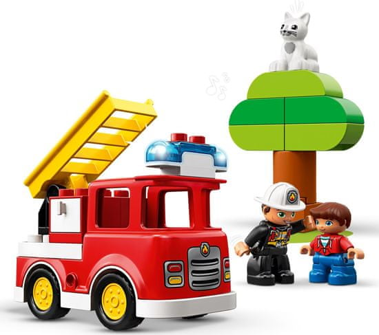 LEGO DUPLO 10901 Gasilski avto