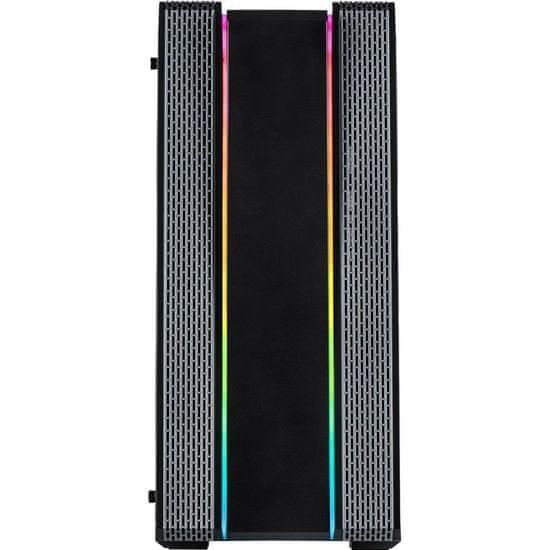 Inter-tech ohišje MIDI T ATX W/O PSU S-3901, IMPULSE RGB