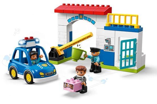 LEGO DUPLO 10902 Policijska postaja/garaža