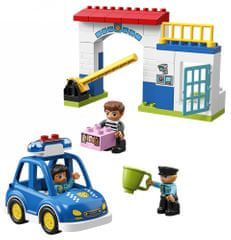 LEGO zestaw DUPLO 10902 Posterunek policji